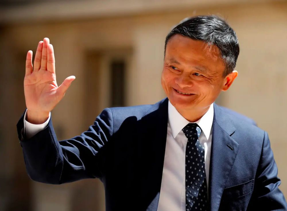 Jack Ma — 10.2 million masks